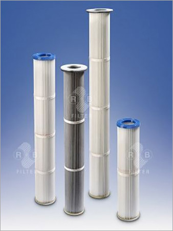 Dust Filter Cartridges Ø 130 mm