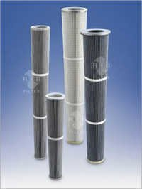 Dust Filter Cartridges Ø 120, 160, 185 mm conical