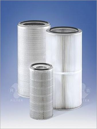 Dust Filter Cartridges Microtex Ø 324, 327 mm