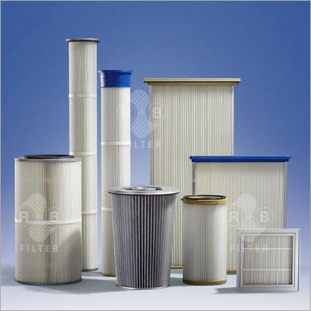 Customized Dust Filter Cartridges