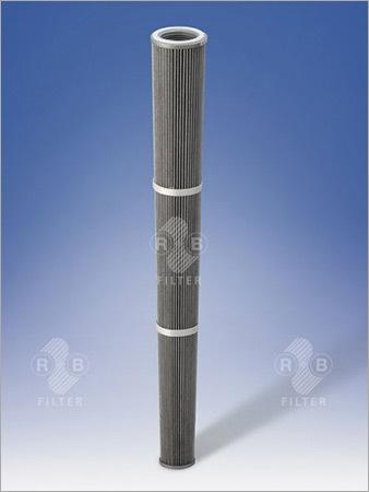 Dust Filter Cartridges Ø 120-80 mm