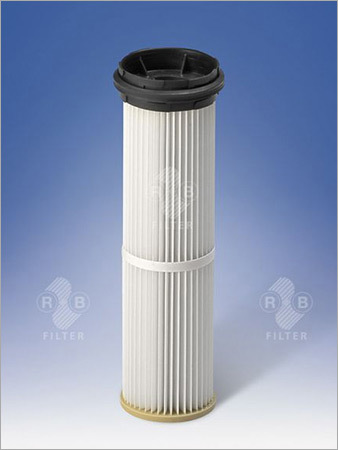 Dust Filter Cartridges Ø 157-142 mm
