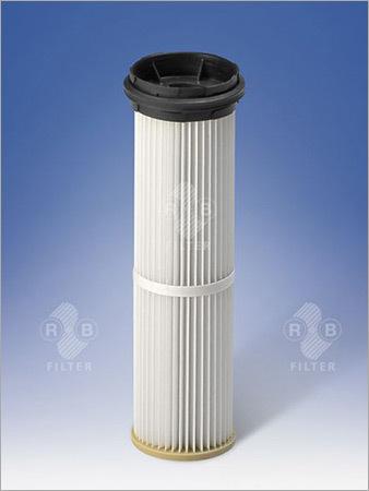 Dust Filter Cartridges Ø 157-142 mm