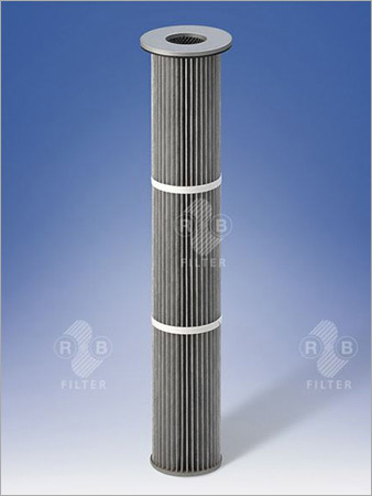 Dust Filter Cartridges Ø 195-154 mm
