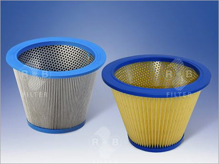Dust Filter Cartridges Ø 363-214 mm