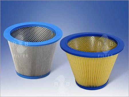 Dust Filter Cartridges A  363-214 mm