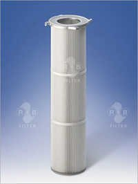 Dust Filter Cartridges Ø 214 mm