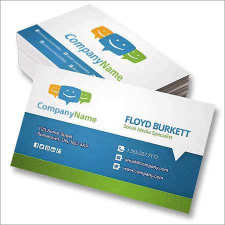 Digital Printed Visiting Cards