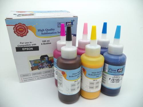 Flowjet sublimation ink for epson Printer