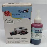 Flowjet Ink For Use In Canon Printer