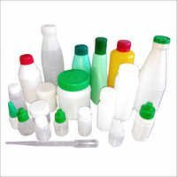 Plastic Molded Bottles