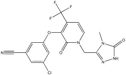 Doravirine (MK-1439)