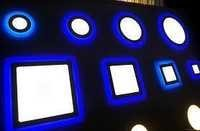 3 Colour LED Panel Light