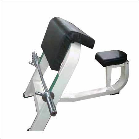 Bicep & Tricep Machine