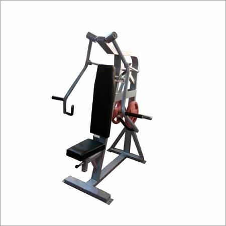 Loaded Seated Chest Machine