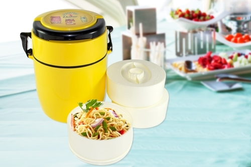 Lunch Box with Three Container