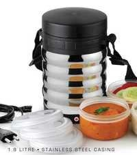 Spiral Electric Lunch Box