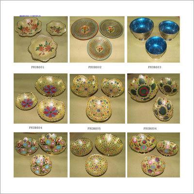 Decorative Brass Bowls