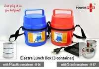 Electra Lunch Box