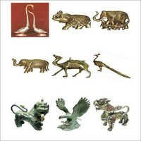 Designer Brass Animals