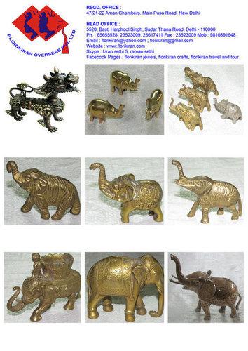 Brass Animals