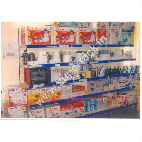 Electronic Store Display Rack