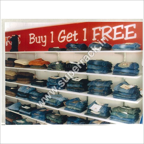 Jeans Display Rack
