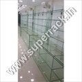 Garment Store Display Rack