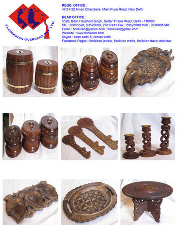 Wood Handicraft