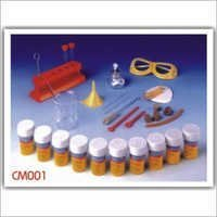 Chemistry Scientific  Lab Kit (CM001)