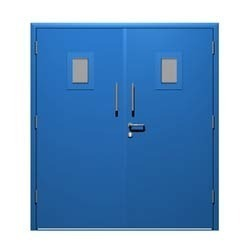 HMPS Fire Safety Door