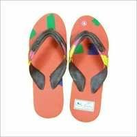 Printed Rubber Slipper