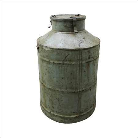 Antique Milk Drum