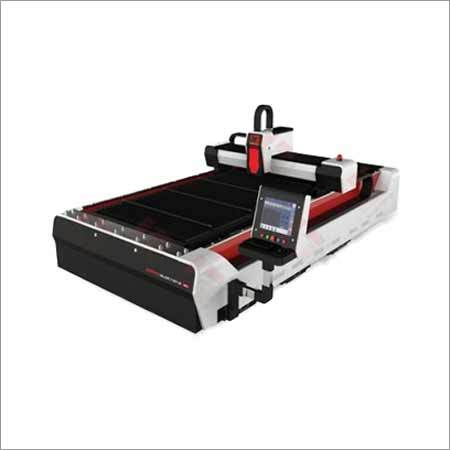 Open Type Fiber Metal Laser Cutting Machine