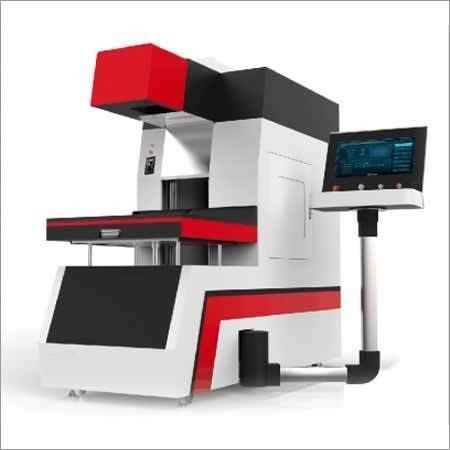 3D Dynamic Focus Series Laser Marking Machine