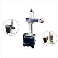 On-line Pumped Laser Marking Machine