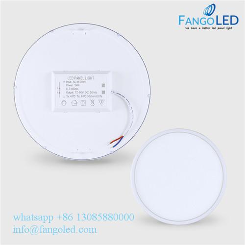 Recessed LED Panel Light