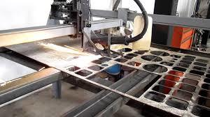 Job Work CNC Plasma Cutting with Marking