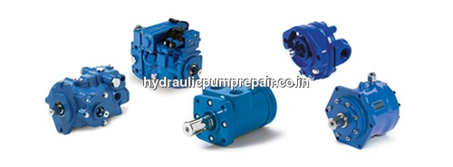 Eaton piston pump repair