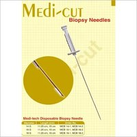 TRUCUT BIOPSY NEEDLE
