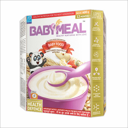 Nutritional Baby Food