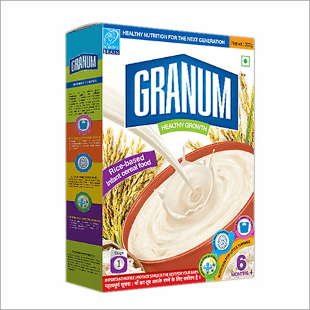 Infant Food ( Granum  )