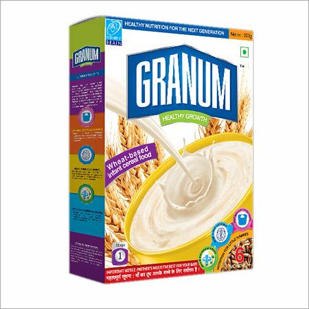 Wheat Based Infant Food