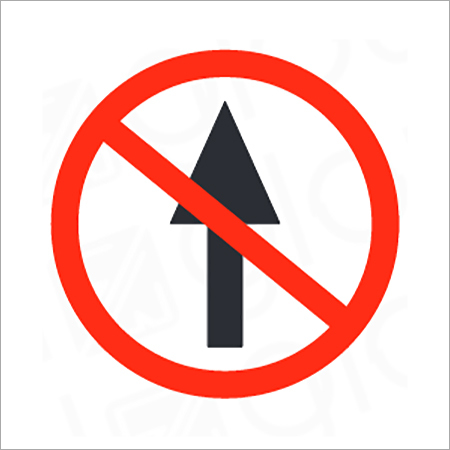 Mandatory Regulatory Signs