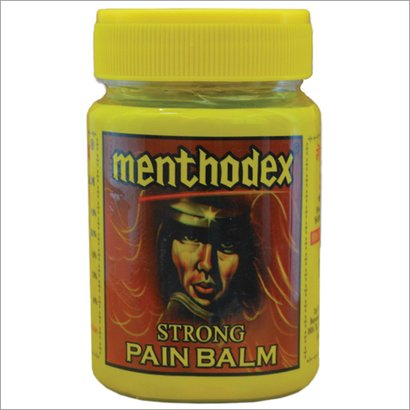 Menthodex Pain Balm Age Group: For Adults
