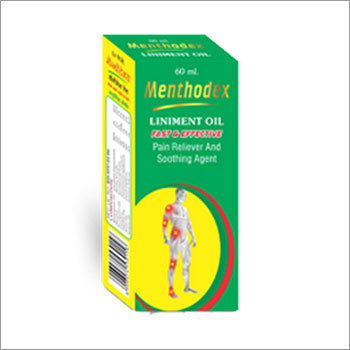 Menthodex Liniment Oil