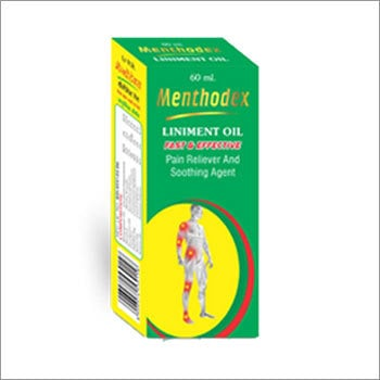Menthodex Liniment Oil Age Group: For Adults