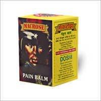 Macrose Pain Balm