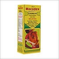 Macadex Liniment Oil
