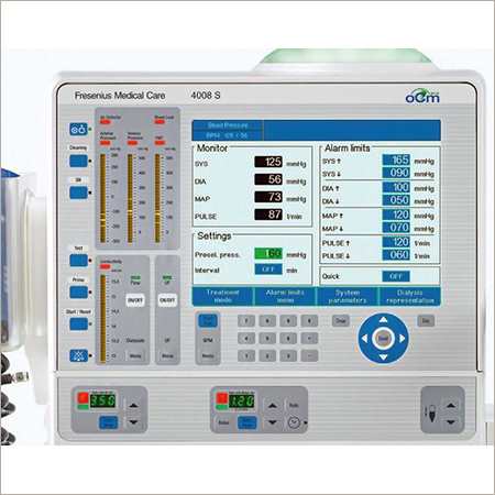 Fresenius 4008S NG Dialysis Machines